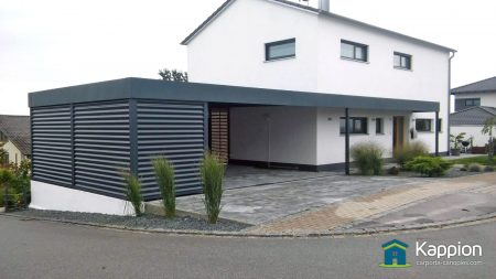 Contemporary Euro Carport Rooms
