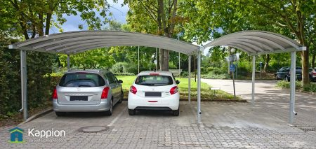 Double Single Combination Carport Canopy