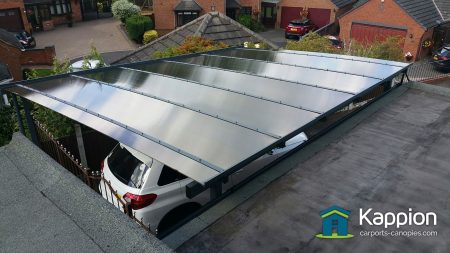 Custom Designed Carport