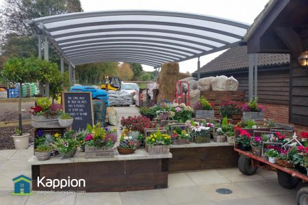 Commercial Retail Canopy