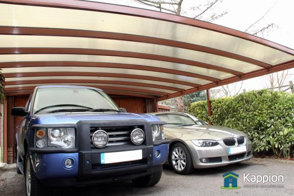 Double Garage Carport