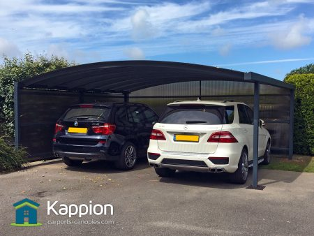 Carport With Walls