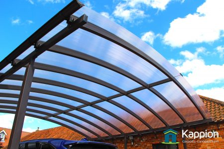 7 Metre Wide Carport Canopy