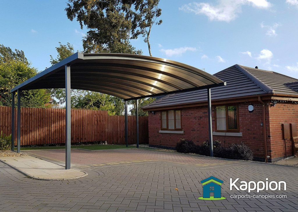 another gorgeous carport canopy installed in wednesdbury carport canopy manufacturer uk. Black Bedroom Furniture Sets. Home Design Ideas