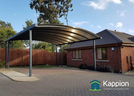 Carport Canopy Manufacturer and Installer | Bespoke Contemporary Steel